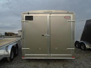 2017 8X16 ATLAS! - THE PERFECT ENCLOSED CONSTRUCTION TRAILER! London Ontario image 4