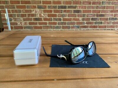 DKNY  Carbon Mirror Tint Prescription Sunglasses - Made in (Dkny Prescription Sunglasses)