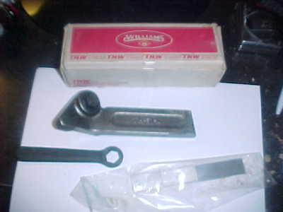 Nib Williams Th 31l Lathe Parting Tool Holder With Blade Wrench Cut Off Usa