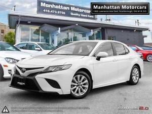 2018 TOYOTA CAMRY SE |CAMERA|ALLOY|PADDLESHIFT|BLUETOOTH|WARRANT