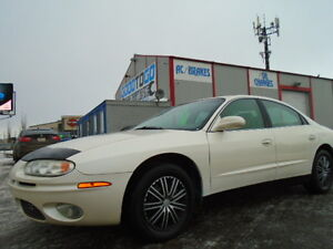 2001 Oldsmobile Aurora LUXURY-SUNROOF-HEATED LEATHER SEATS