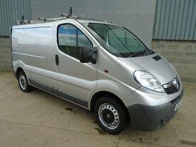 Vauxhall Vivaro 2700 2.0 CDTi Van 2012 62 reg