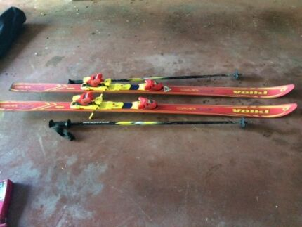Volkl skis