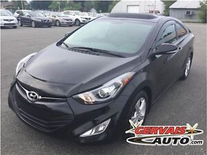 Hyundai Elantra Coupe GLS Toit Ouvrant A/C MAGS 2014
