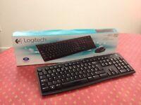 Logitech mk260 Wireless Combo