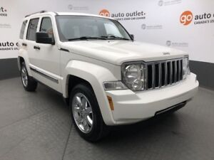 2010 Jeep Liberty Limited 4WD