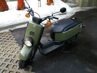 Yamaha C3 2010 2200kms, excellente condition