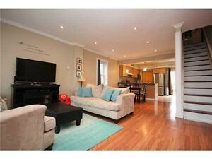 Spacious 3 bedroom full house with finished basement