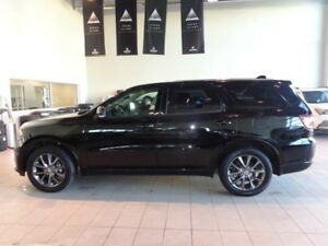 2017 Dodge Durango GT - Heated Leather Seats, Heated Wheel, B/U