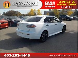 2010 MITSUBISHI LANCER AUTO ALL CREDIT ACCEPTED