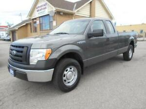 2012 FORD F-150 XL Extended Cab 8Ft Box 5.0L Certified 212,000Km