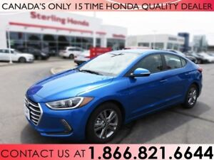 2017 Hyundai Elantra GL | NO ACCIDENTS | LOW KM'S | 1 OWNER