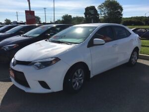 2014 Toyota Corolla LE - 1 OWNER|NO ACCIDENTS|BLUETOOTH|CAMERA