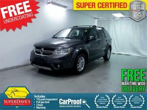 2014 Dodge Journey SXT 7 Seats *Warranty* $108 Bi-Weekly OAC