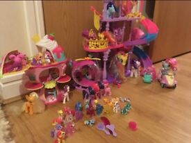 Big bundle of My Little Pony