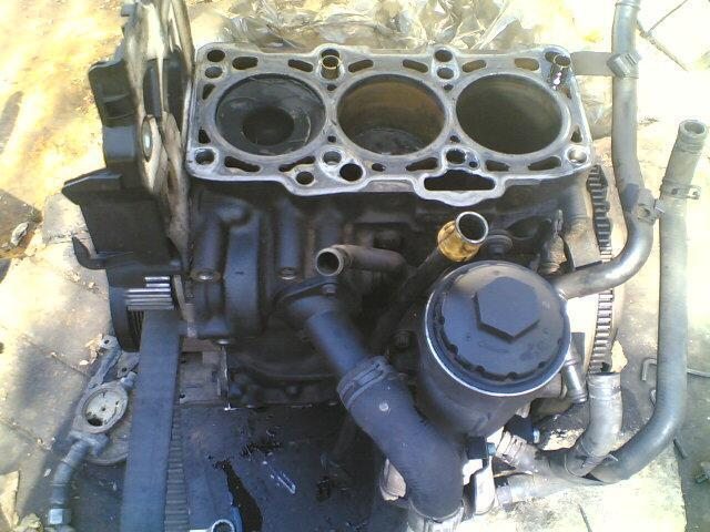 vw polo 1.4tdi''AMF''engine sub assembly