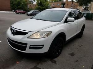 2007 MAZDA CX-9 GS, AWD, DVD, 7 PASSAGERS