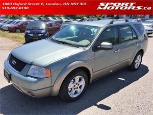 2006 Ford Freestyle SEL AWD! 6 Passenger! New Tires! A/C!