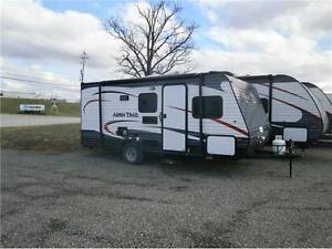 2016 DUTCHMEN ASPEN TRAIL 1700 BH! BUNKS, BED, 3200 LBS! $14995! London Ontario image 1