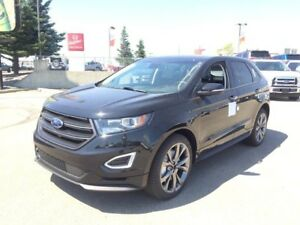 2017 Ford Edge 401A, SPORT, AWD, SYNC, NAV, PANORAMIC ROOF