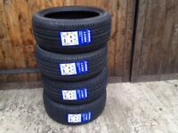 4x 225 45 17 ZR BRAND NEW TYRES EXTRA LOAD XL