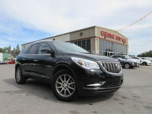 2014 Buick Enclave AWD, LEATHER, ROOF, LOADED, 16K!