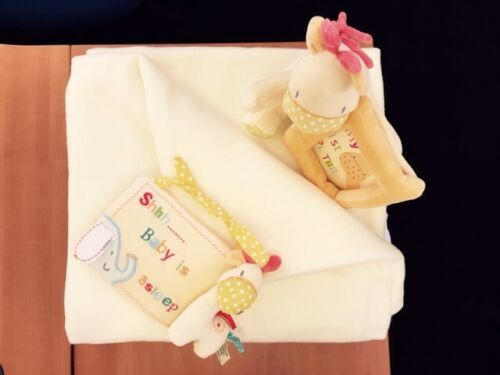 Lollipop Lane Baby Nursery Gifts Bundle & Complete Cot bed B