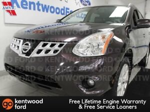 2013 Nissan Rogue SL AWD with NAV, heated power leather seats, b