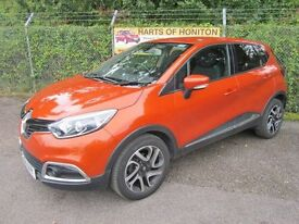 Renault Captur 0.9 Dynamique S MediaNav TCE 90 5DR Energy (arizona) 2014