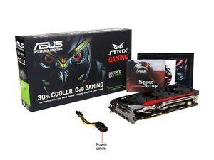 PROMO : ASUS GTX 980TI GAMING 6GB STRIX