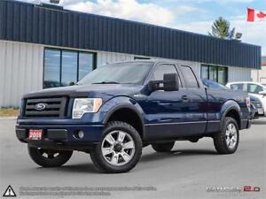 2009 Ford F-150 FX4,4X4,REARVIEW CAM,B.TOOTH