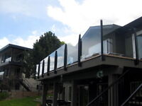 Railing and Patio Cover Installer