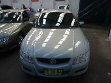 2006 Holden Commodore VZ MY06 Acclaim Blue 4 Speed Automatic Sedan Cardiff Lake Macquarie Area Preview