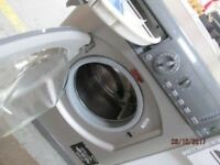 *+NADZ*SILVER HOTPOINT/6KG/WASHING MACHINE/FULLY SERVICED/VERY CLEAN/+FREE FAST DELIVERY+WARRANTY+*