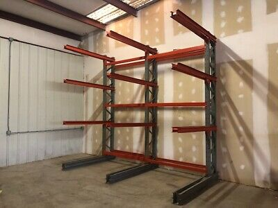 Cantilever Heavy Materials Rack Set
