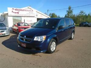 2013 GRAND CARAVAN SXT!!STOW & GO!!HEATED LEATHER!!