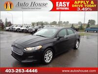2015 FORD FUSION SE AUTO LOW KM 90 DAYS NO PAYMENTS