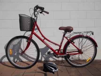 Ladies Fixie bike Fannie Bay Darwin City Preview