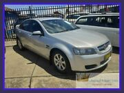 2008 Holden Commodore VE MY09 Omega Silver 4 Speed Automatic Sedan Lansvale Liverpool Area Preview