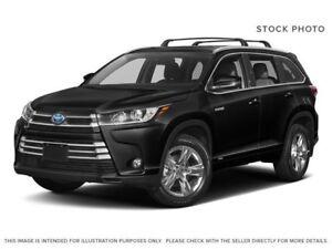 2017 Toyota Highlander Hybrid - Please TEXT 403-393-1123 for mor