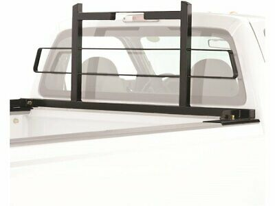 For Chevrolet Silverado 3500 HD Cab Protector and Headache Rack Backrack 85524BR