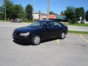 2006 Hyundai Sonata GL ***Clean Car***