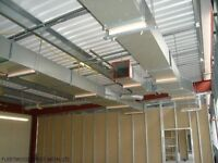 Ductwork Repair, Install or move for renovations