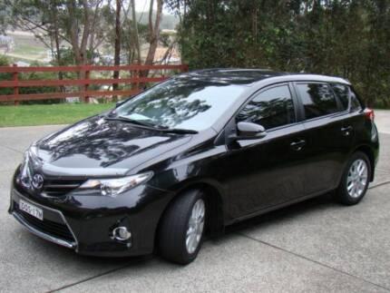 Toyota Corolla Ascent Sport Hatchback 2014  Automatic