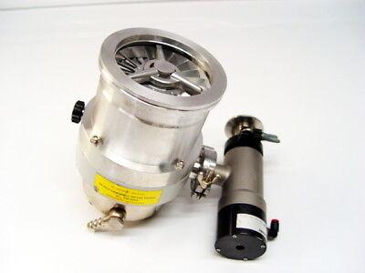 Pfeiffer Tmh 260 Sg Tubo Vacuum Pump Pm P02 132 Ba