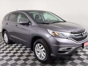 2016 Honda CR-V EX w/HEATED SEATS, MOONROOF, REMOTE START, BACKU