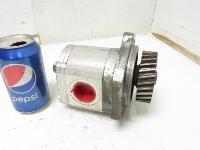 Haldex Barnes 7300 1801626 Hydraulic Gear Pump CAT/Perkins Direct Mount