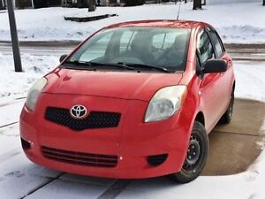 2008 Toyota Yaris Hatchback - Great condition, Low KMs!