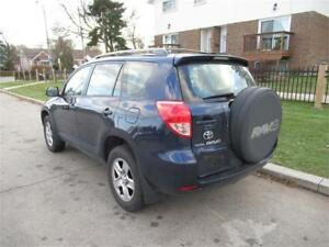 2006 Toyota RAV4 Base 4WD, accident free certified