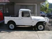 1957 Willys Jeep White Utility Kingsgrove Canterbury Area Preview